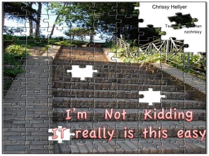 Chrissy Hellyer TeachingSagittarian nzchrissy