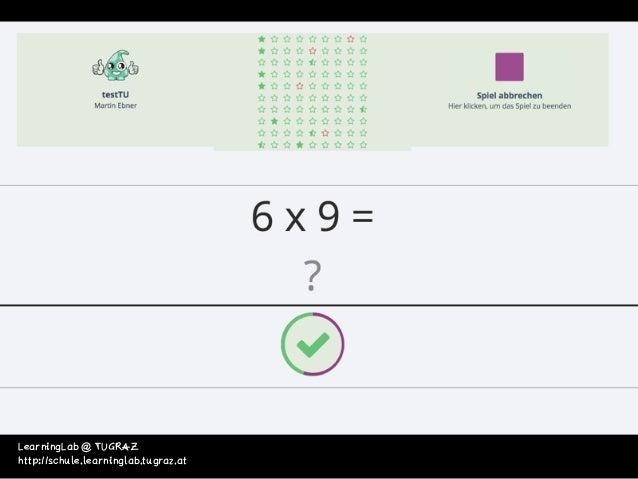 LearningLab @ TUGRAZ http://schule.learninglab.tugraz.at
