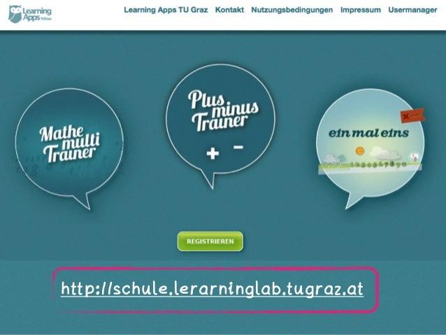 http://schule.lerarninglab.tugraz.at