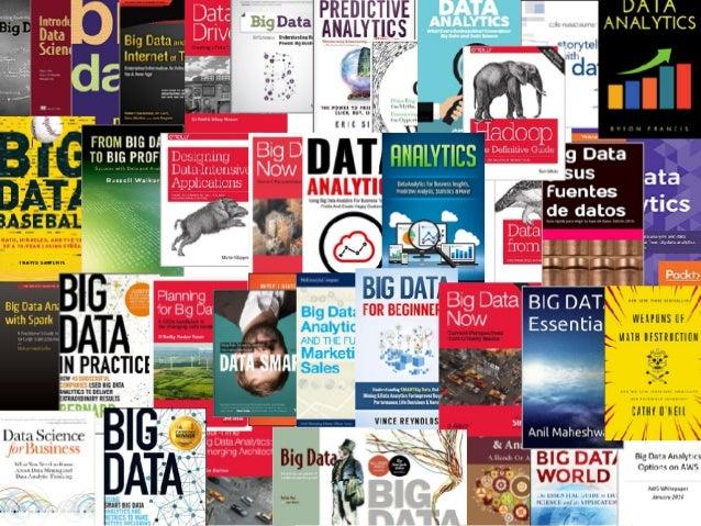 Las analíticas del aprendizaje son la aplicación de las ideas, tecnologías, procesos, etc. sobre Big Data a la educación