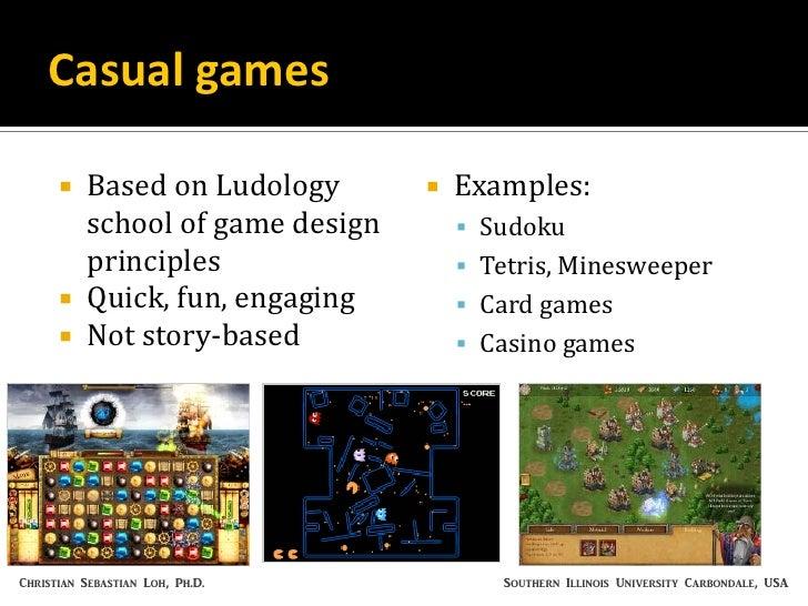 Ludology Game Design