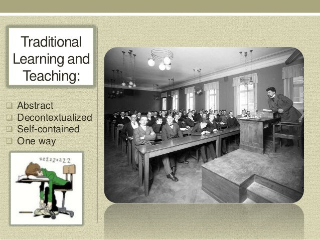 Situated learning & cognition - emerging technologies Slide 2