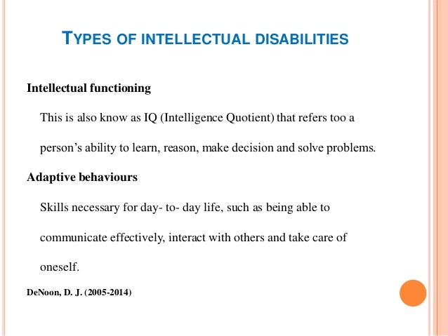 categories of learning disabilities Individuals who have learning disabilities may exhibit a variety of difficulties, including problems with reading, spoken language, writing, or reasoning ability hyperactivity and inattention may also be associated with learning disabilities coordination, behavior, and interactions with others may also be affected.