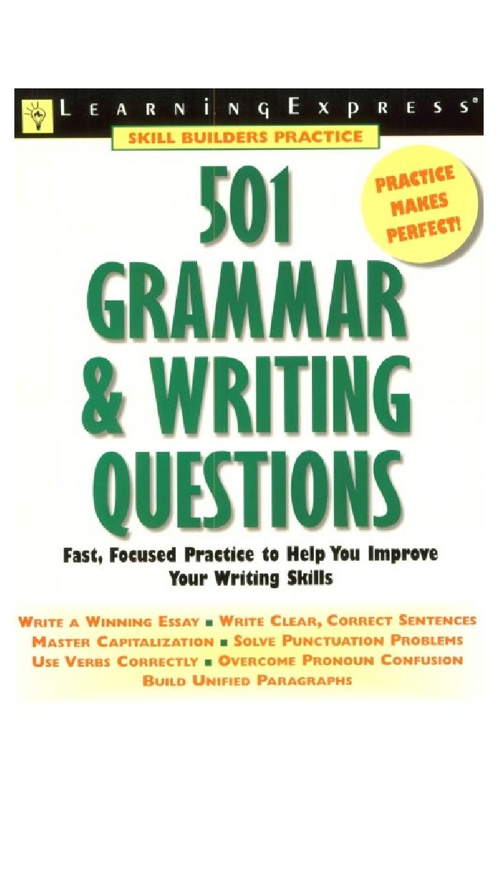 grammar and writing Sadlier school's grammar and writing programs are research-based and prepare students for college and their careers.