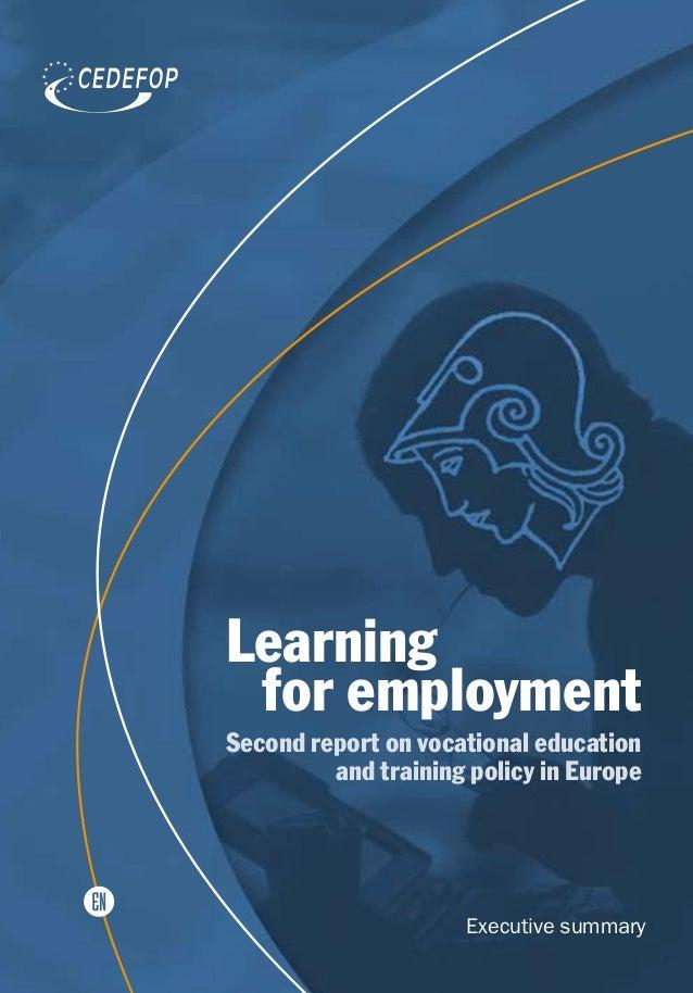 Lifelong learning: citizens' views TI-52-03-716-EN-C040516 Lifelong learning: citizens' views Europe 123, GR-570 01 Thessa...