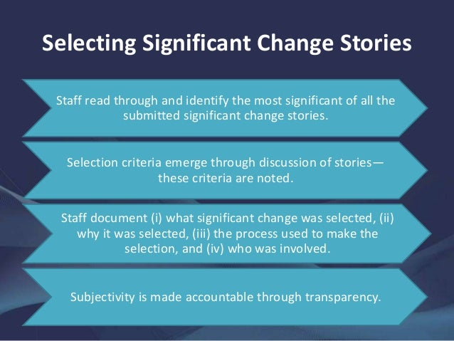 evaluate the systems used to involve stakeholders in the planingof change Inability to accurately assess individuals' readiness and appetite for change ○  frequency of  use tools to analyze change, and to engage stakeholders   prepared to take an active role in the planning of the change management  process while  services in north wales: an observational study using systems  thinking.
