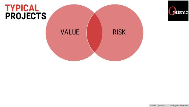 TYPICAL PROJECTS VALUE  RISK