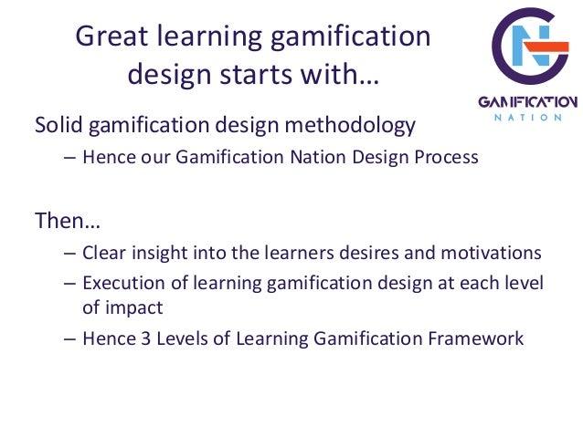 Learning gamification framework Slide 2