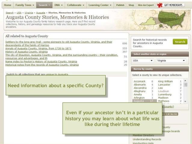 25 Best Genealogy Websites for Beginners - Family Tree