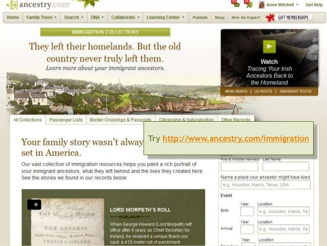 Ancestry Blog - Helping you discover your family history.