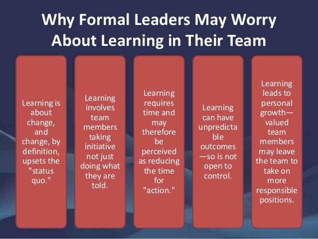 learning teams This study describes the community building process of virtual learning teams as  they form, establish roles and group norms, and address conflict students.