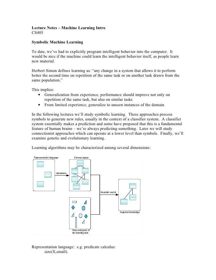 Learningintroc