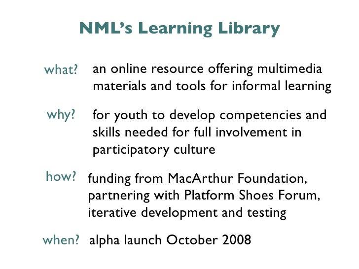 NML context for existing online activities downloadable offline                                                upload activ...
