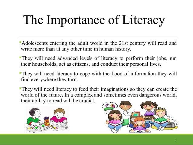 Learning Literacy Skills