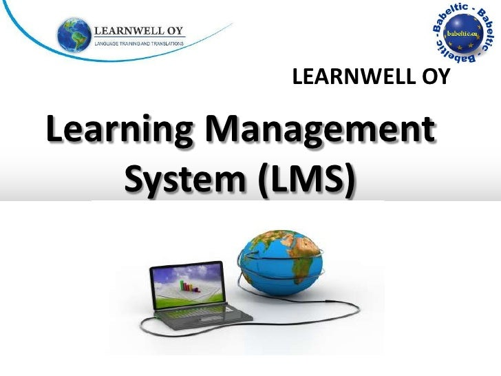 LEARNWELL OYLearning Management    System (LMS)