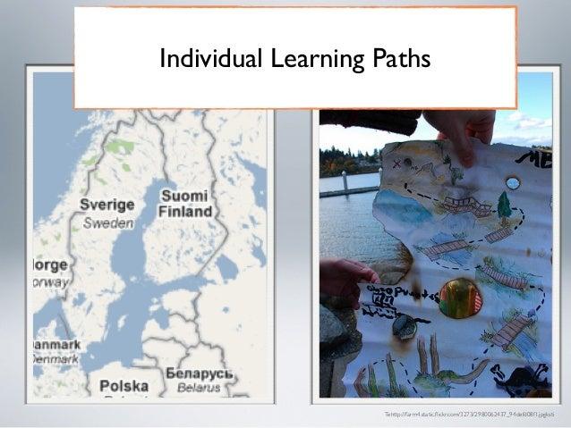 Opettaja! Tehttp://farm4.static.flickr.com/3273/2980062437_94defd08f1.jpgksti! ! Individual Learning Paths