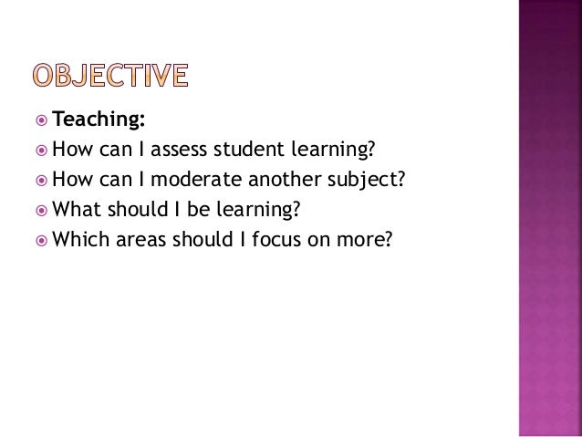 Learning outcomes Slide 3