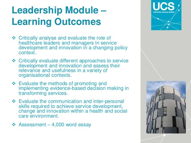 critically evaluate the role of leaders Leadership in crisis  understanding the impact a crisis has on the leader is critical to stepping up to the podium as an instructor or facilitator in teaching .