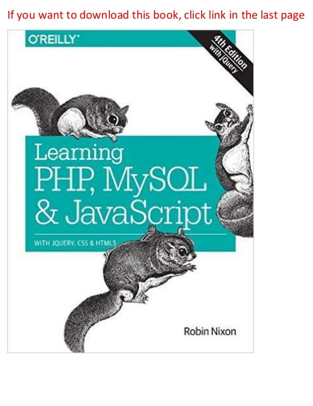 Php books free downloads.