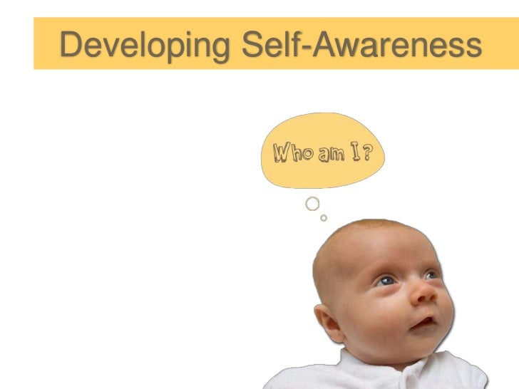 Self Awareness Learning Plan