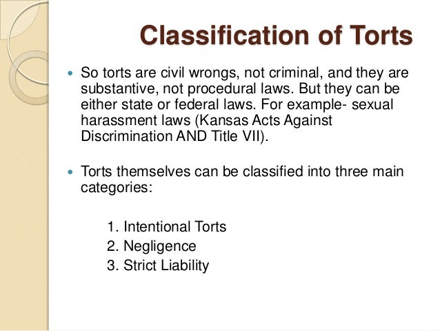 crime and intentional tort essay Subject page 1 torts 4 2 contracts 15 3 criminal law 30 4 torts 44   under what intentional tort theories might an action for damages be brought by.