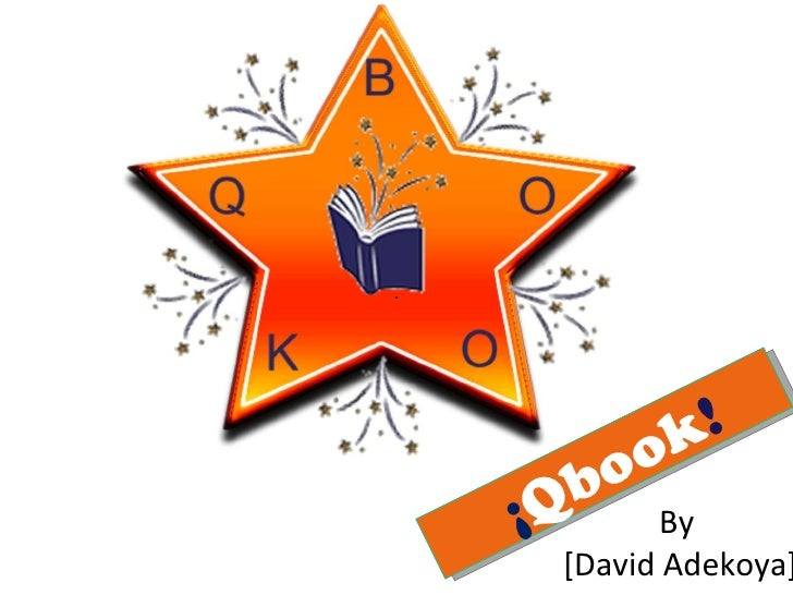 k !  b oo¡Q     By [David Adekoya]