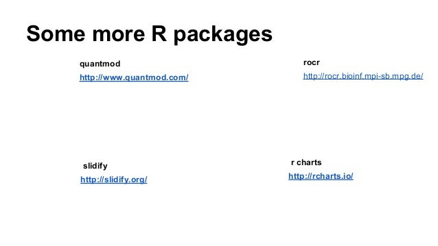 Learning R and Teaching R