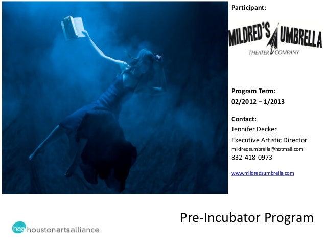 Participant:Insert photo 1                         Program Term:                         02/2012 – 1/2013                 ...