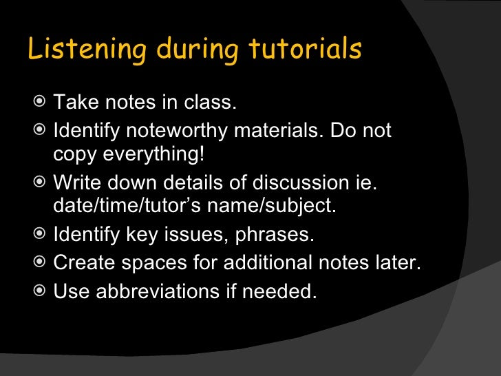 note taking and note making skills Learn about note-taking strategies and note-taking methods to make keeping track of information easier and more organized while researching your paper.