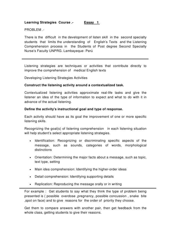 lifelong learning essay pdf