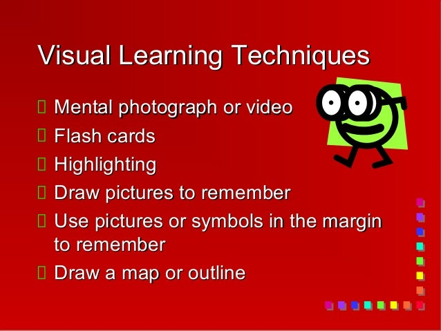 Learning style ppt