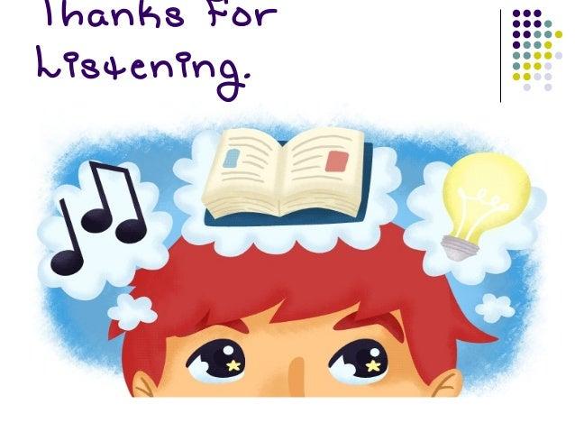 Thanks For Listening.
