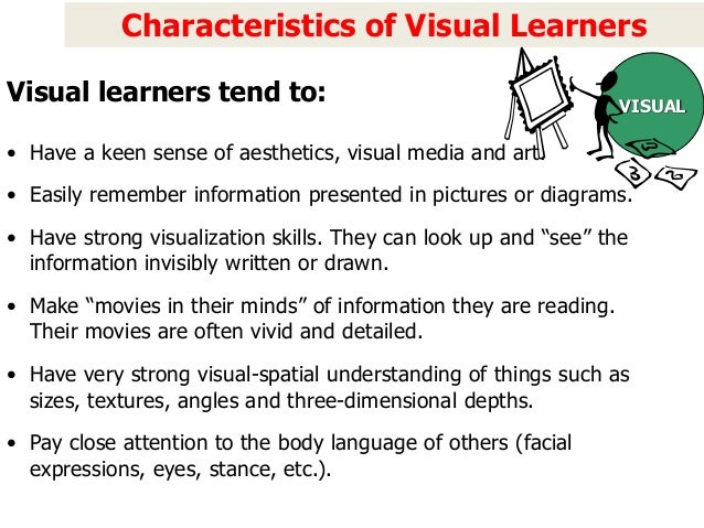 leveraging your learning style effective study strategies  10 characteristics of visual learners