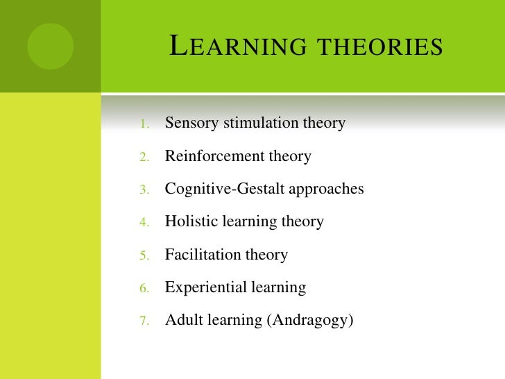 the sensory stimulation theory education essay Here you will find essential information on sensory stimulation and how it effects infant brain development education industry.