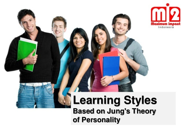 Learning Styles Based on Jung's Theory of Personality