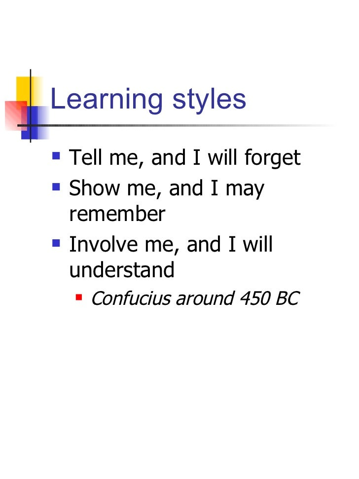 presentation about learning styles A maximum of 30 users can follow your presentation learn more about this feature in our knowledge base article  primary learning vark learning styles.
