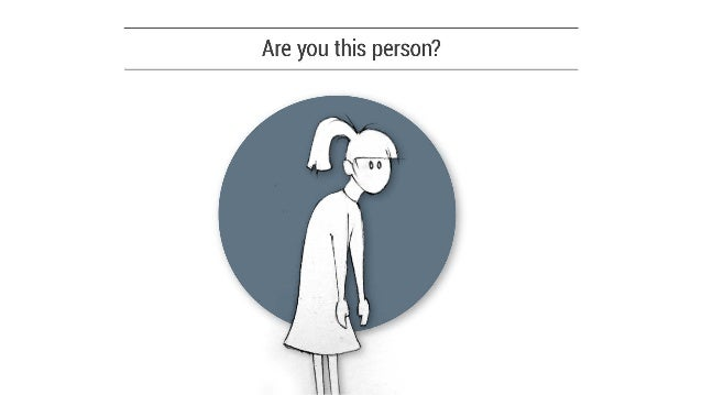 Are you this person?        She gets bored rea ly easily