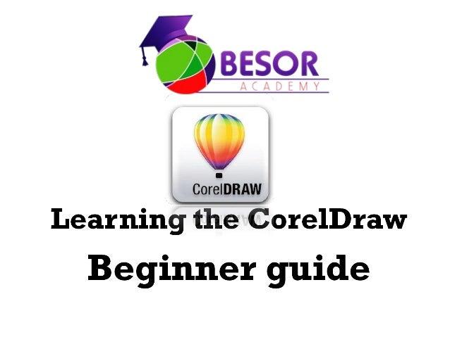 learning the corel draw rh slideshare net