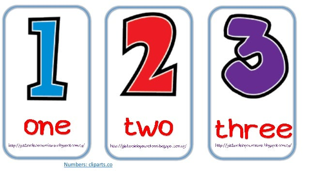Learning the numbers with casper! Slide 2