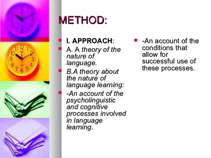 approaches learning theories learning styles and learning Explore the different learning theories and learning styles  after decades of development of learning theories, many approaches have been inspired and.