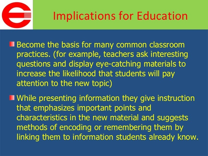 implications vs recommendations in research