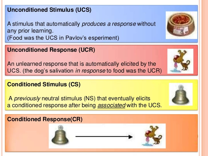concepts and theories of classical conditioning Operant conditioning--a set of lecture notes on basic concepts in operant  the  theories and research of the behaviorist approach gave rise to therapies.