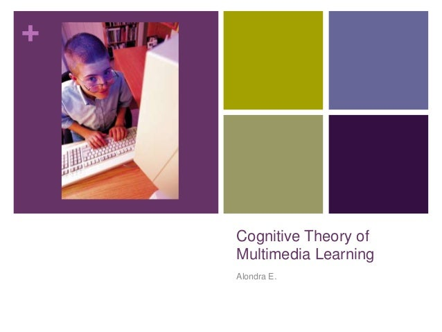 +  Cognitive Theory of Multimedia Learning Alondra E.