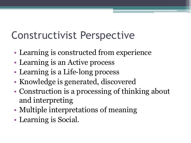 Learning Theory To Instructional Design Review