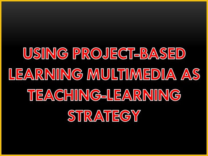 You are planning for the school      year and convinced of the     benefits of a project-based   multimedia learning strat...