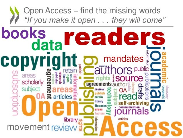 Freemium Open Access Publishing - better than Green or Gold? Slide 3