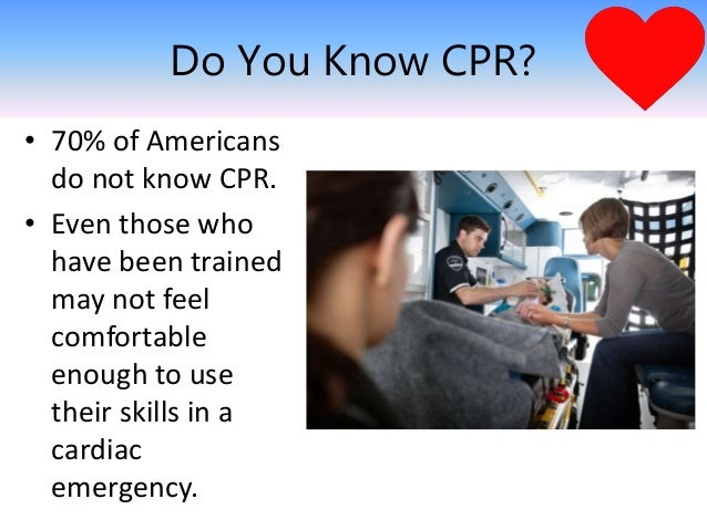 Why Is CPR Important? | Healthfully