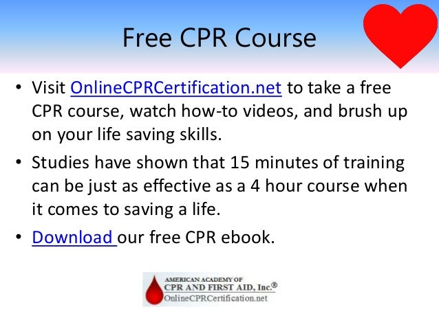 importance of learning basic cpr Read this article to get the facts on the importance of learning cpr  of  cardiology provides a comprehensive fact sheet on the basics of cpr and  instructions.
