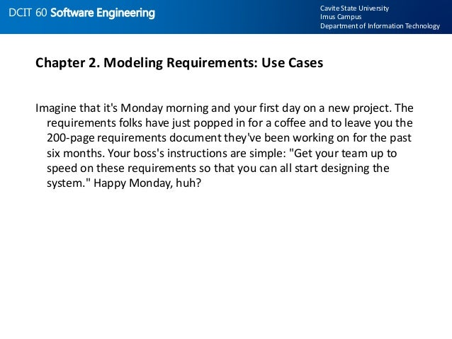 Learning uml 2part1 modeling requirements use cases 42 malvernweather Image collections