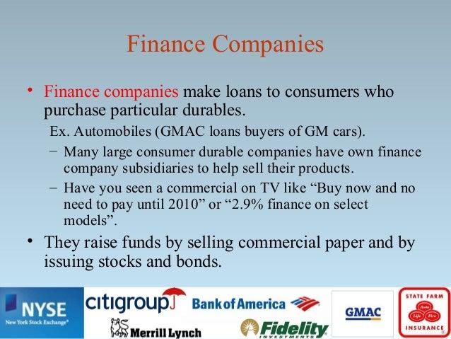 Learning Unit #05: Indirect Finance
